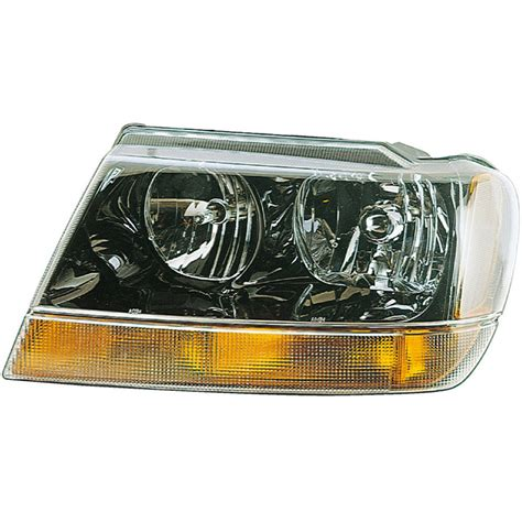 2000 Jeep Grand Headlights 2000 Jeep Grand Headlight Assembly From Carsteering