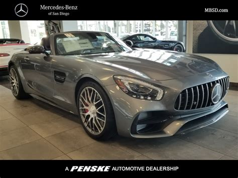 Mercedes Gt C Price by 2018 New Mercedes Amg Gt Amg Gt C Roadster At
