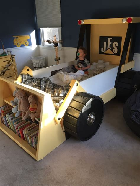 construction toddler bed 25 best ideas about construction bedroom on pinterest