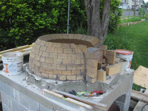 build wood fired pizza oven your backyard pdf diy outdoor wood burning pizza oven plans download
