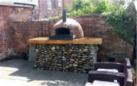 Railway Sleepers Stoke On Trent by The Outcuisine Pizza Oven Kit Stoke On Trent Staffordshire Uk