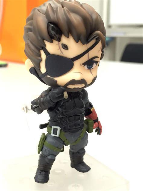 Dpk093 Nendoroid Metal Gear Soloid Solid Snake kojima shows mgsv figures of venom snake and metal gear