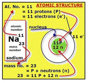 Number Of Protons For Sodium Herb Zinser S Science Wars Sodium Chloride And Potassium