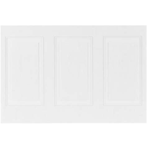 Mdf Wainscot Panel by 1 4 In X 32 In X 48 In Mdf Wainscot Panel Panmiragep