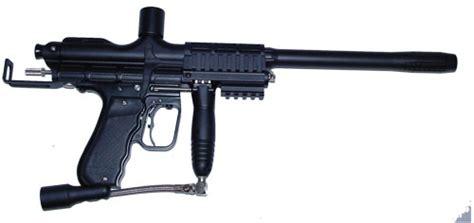Electronic Autococker E Blade Paintball Gun