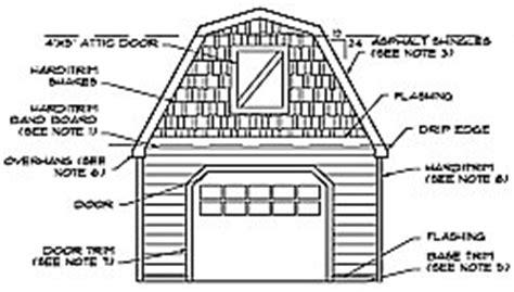 detached garage plans package of 58 garage shop plans