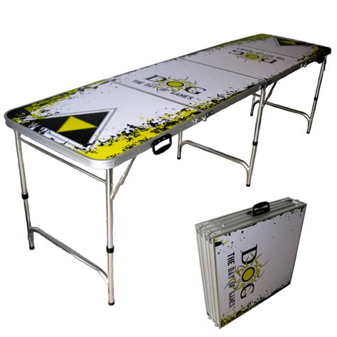 8 portable pong table tailgating gear store