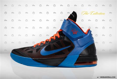 westbrook sneakers new westbrook away player edition black max fly by