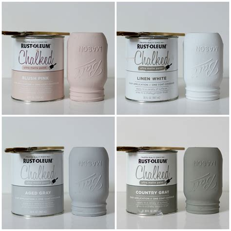 how to paint and distress jars