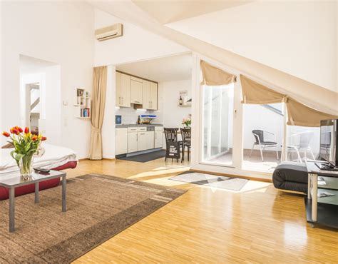 appartments in vienna comfortable apartment with private terrace for rent