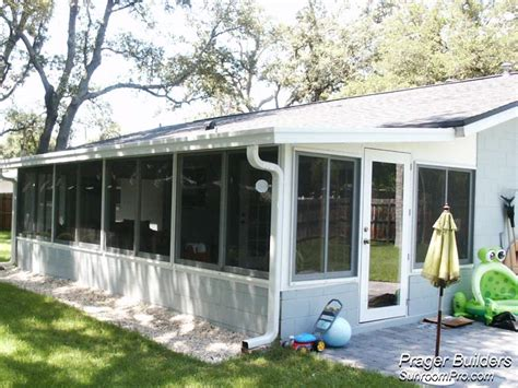 florida room kits maitland sunroom addition builder acrylic windows prager builders sunroom pro