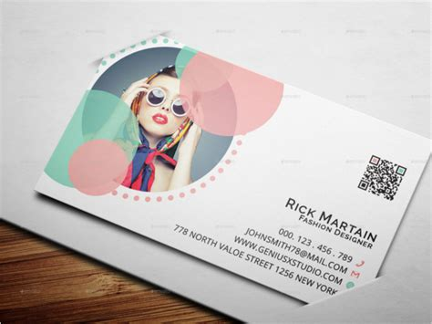 Fashion Business Card Template Psd by 72 Fashion Business Card Templates Free Psd Vector Designs