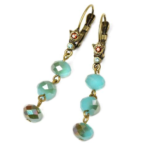 Bead Dangle Earrings sweet bead dangle earrings ebay