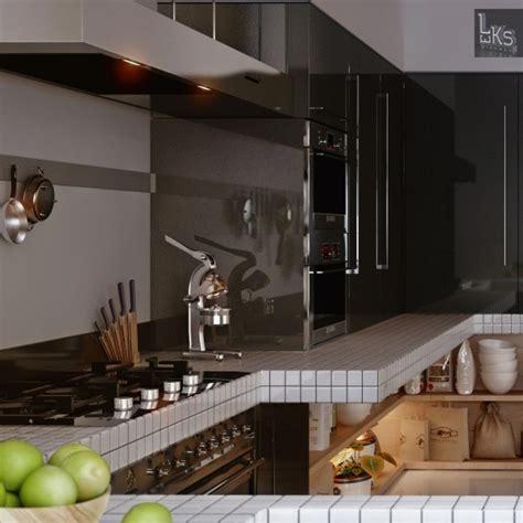 spider burners worldly apartment in kiev ukraine visualized