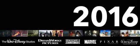 2016 film lineup list of 2016 disney films mrs weber s neighborhood