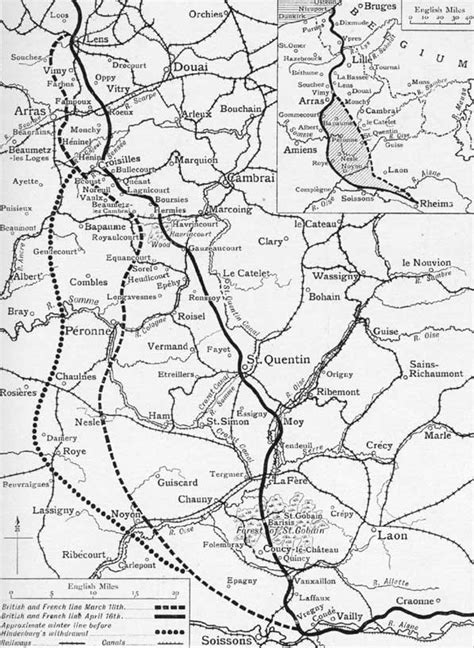 the hindenburg line 1918 the hindenburg line remembrance trails of the great war