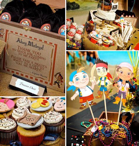 kara party ideas jake neverland pirates boy 2nd birthday party planning ideas