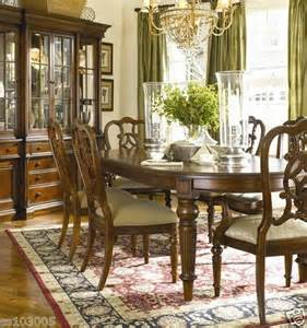 Thomasville Dining Room Sets Thomasville Fredericksburg Collection Dining Room Set With 8 Chairs