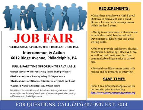 Mba Career Fair Philadelphia September 28 by Certified Nursing Assistant In Philadelphia