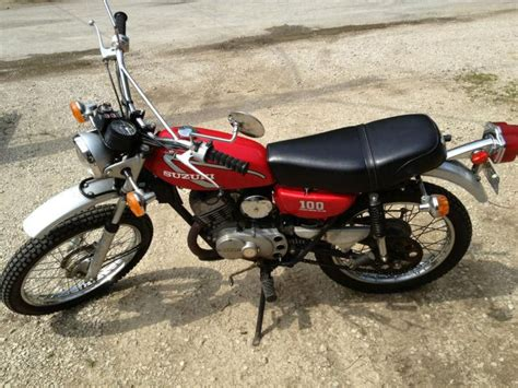 Suzuki Ts 1000 1975 Suzuki Ts100 Ts 100 Ts 100 Dual Purpose For Sale On