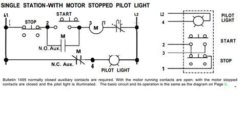allen bradley motor wiring diagrams allen bradley switch wiring got the diagram not sure if