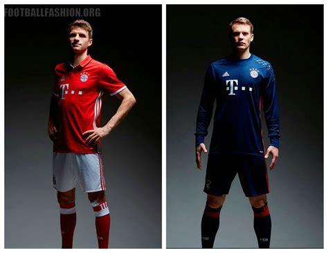 Limited Edition Jersey Bayern Munchen Away 2017 2018 Grade Ori fc bayern m 252 nchen 2016 17 adidas home kit football fashion org