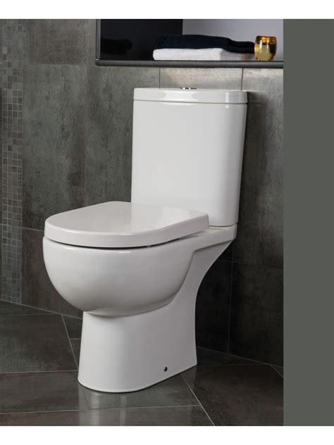 comfortable toilets rak tonique close coupled toilet soft close seat