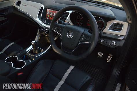 Ve Hsv Interior by 2014 Holden Vf Commodore Ssv Redline Interior