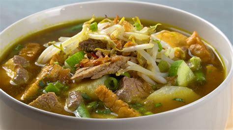 resep rujak soto khas banyuwangi masak  hari