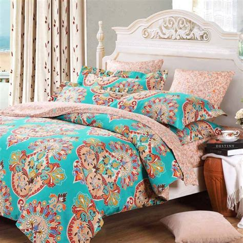 pattern bed sheets tribal pattern bedding to experience lovely nuance inside bedroom homesfeed