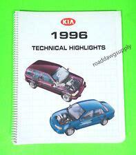 2002 Kia Sportage Repair Manual Ebay