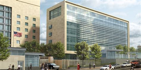 House Addition Floor Plans by United States Embassy New Office Annex