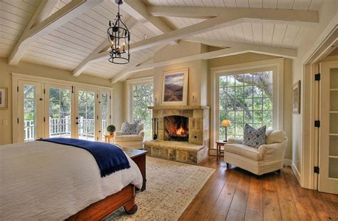 Bedroom Fireplace Centre Luxury Master Bedrooms With Fireplaces Designing Idea