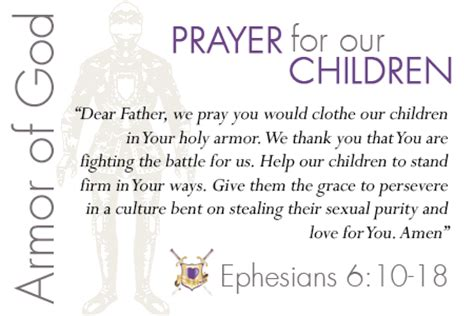 Prayers for our Children   Generations of Virtue