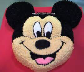 mickey mouse kuchen of cakes mickey mouse birthday cake