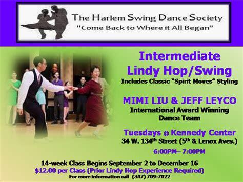 swing classes nyc remembering harlem s savoy ballroom september 2nd new
