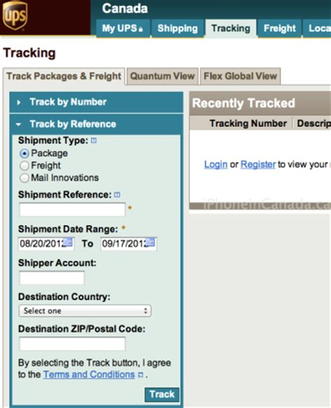 Phone Number Tracker Canada How To Get Your Iphone 5 Tracking Number Via Ups Iphone In Canada Canada S 1