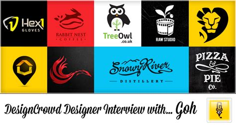 Goh Designcrowd | interview with logo designer brandon goh from indonesia