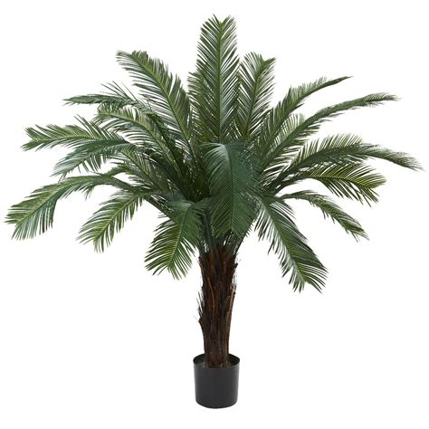 5 silk cycas tree uv resistant indoor outdoor