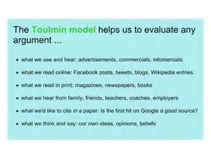 Toulmin Essay Exles by Toulmin Applications Gif Images Frompo