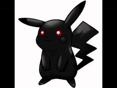 Pikachu Back creepypasta audiobook black pikachu
