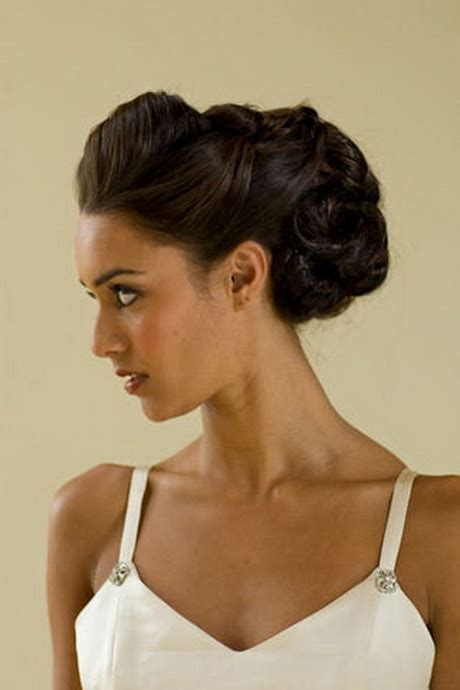 updo hairstyles for medium length hair