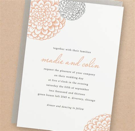 etsy wedding invitation template instant blooms diy wedding invitation by