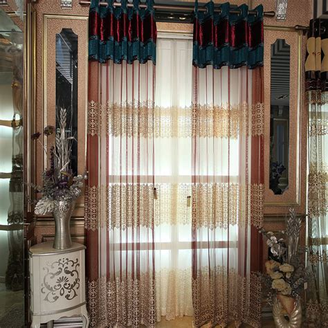 luxury sheer curtains luxury sheer curtains and window treatments of embroidery