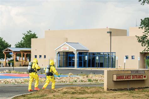 espanola emergency room two workers observation after hazmat incident at taos hospital the taos news