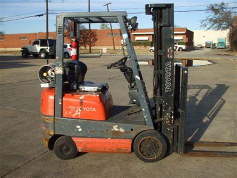 Toyota Lift Of San Antonio Used Forklifts San Antonio Forklifts San Antonio Toyota