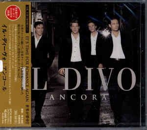 il divo album list il divo ancora cd album at discogs