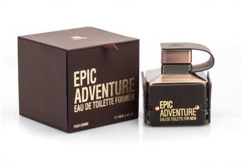 Parfum Emper emper epic adventure edt for 100 ml price review and