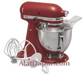 Jual Mixer Kitchenaid Artisan jual mixer roti usa kitchenaid harga diskon di jakarta