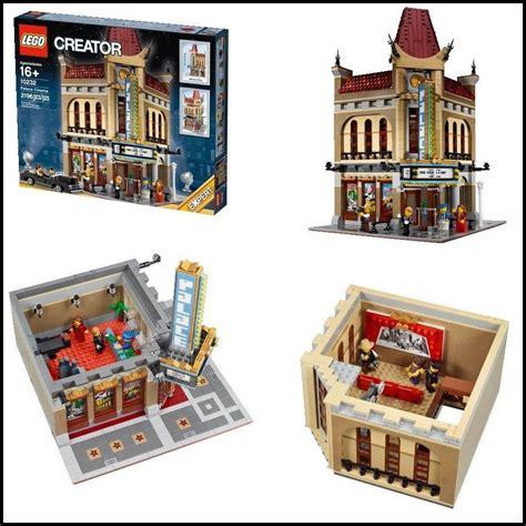 Murah Lego 10232 Palace Cinema lego 10232 the details of the palace cinema i